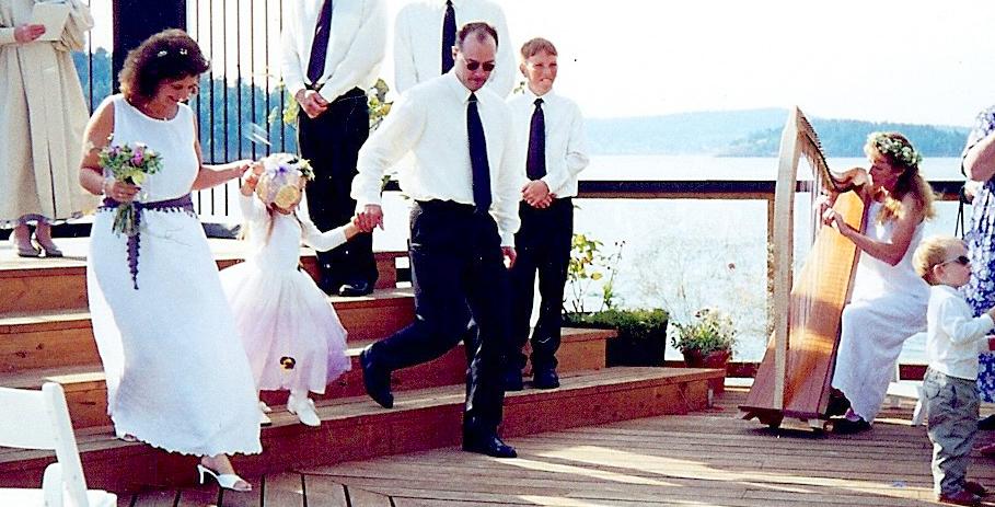 Wedding Ceremony Harp Music