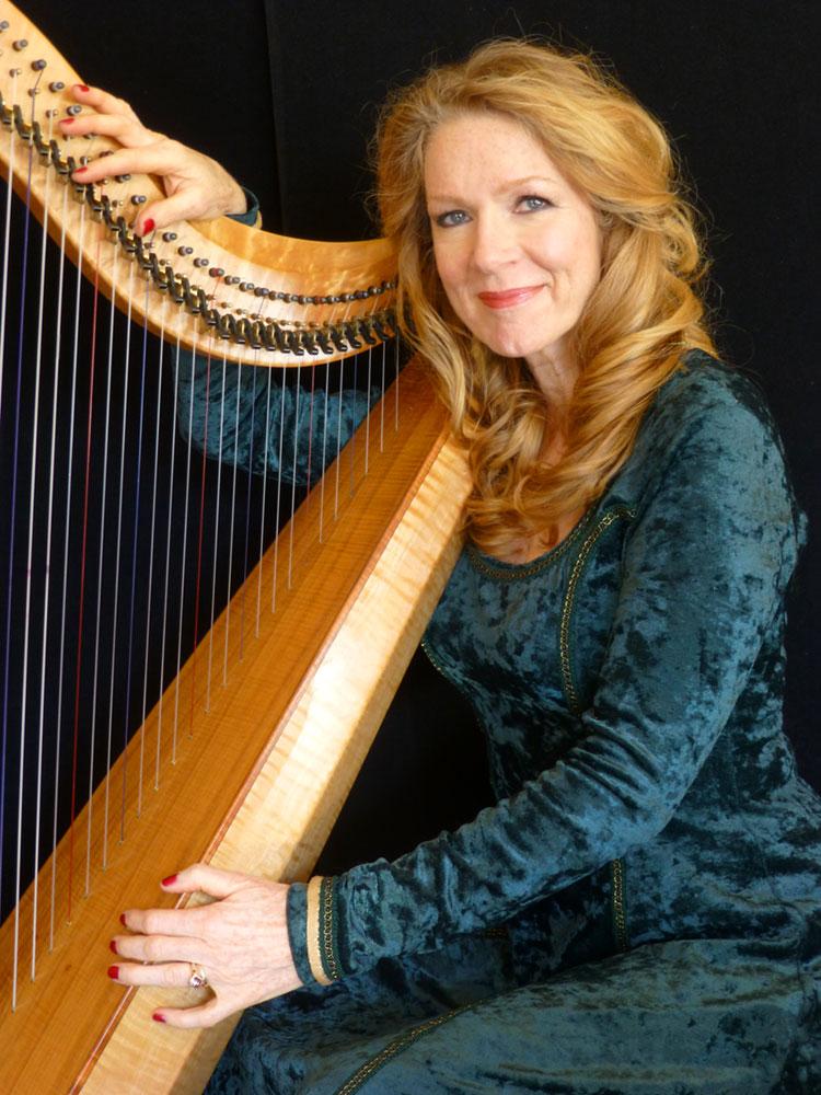 Bellingham Harpist - Kathie Hardy