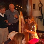 Enchanting special occasion harp music.